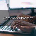 コマンドプロンプトでファイルやフォルダ操作をする時に重宝するコマンドとバッチファイル
