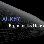 【腱鞘炎対策】AUKEYのエルゴノミクスマウスを購入しました。早速レヴューします。