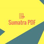 インストール不要でPDFファイルを閲覧できるSumatraPDFの使い方