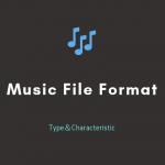 音楽ファイル形式ってどんな種類があるの?それぞれの特徴をまとめました。