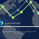 「Statcounter」でブラウザや検索エンジンの世界シェア統計を見てみた