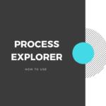 ProcessExplorerの使い方。見覚えのない不審な実行ファイルを確認する方法