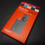 新型Fire TV Stickをレヴュー!種類や使い方、発熱の対処方法など