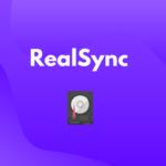 RealSyncを使ってパソコンにあるデータファイルを別ドライブに一括同期させる方法