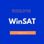 Windows10で「WinSAT」を使ってPCのシステムスコアやパフォーマンスを評価する方法