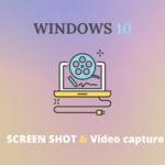 Windows10で画面をスクリーンショットしたり動画でキャプチャする方法