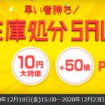 ひかりTVショッピングで10円セールが開催中!完売する前に急げ!