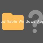 ModifiableWindowsAppsと言う謎のフォルダの正体