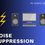 PCで音楽を再生するとノイズが入る時の対処法